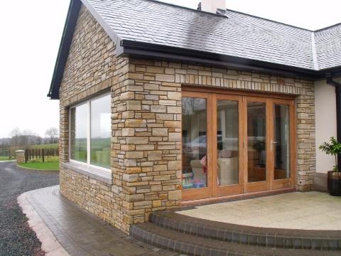 Stonemasons tmcstoneworks portfolio strabane co tyrone n for New house build